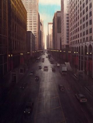 Downtown © David J Cunningham