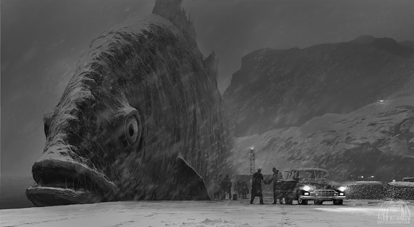 White Sea - A Separate Reality 09 © Alex Andreev