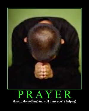 prayerfutility