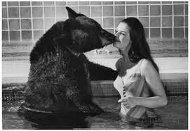 That's not me on the right, but if it was, then the picture would be Bear with me.