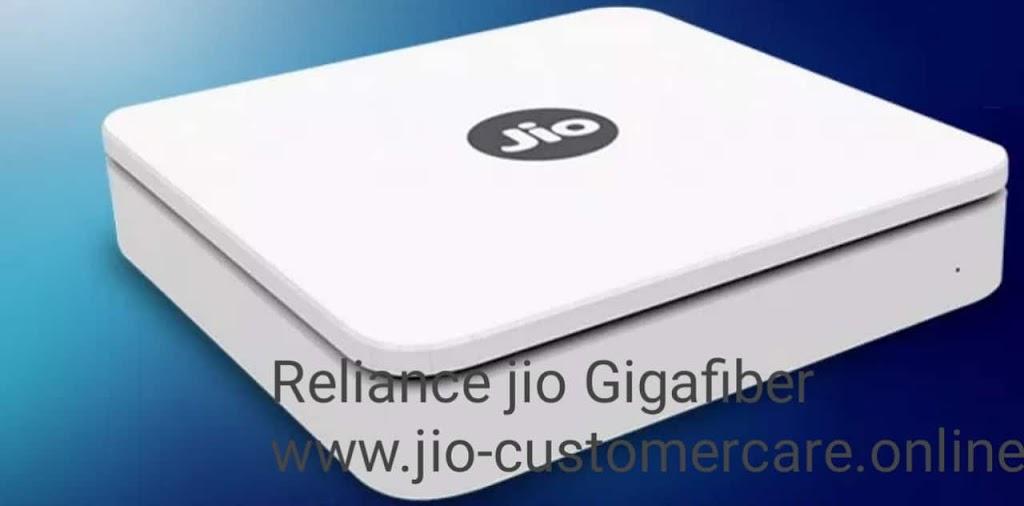 jio gigafiber online registration