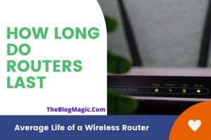 how long do routers last