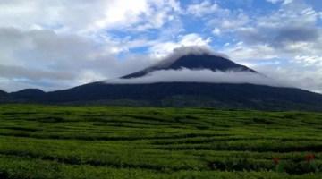 When I Climbed Mount Kerinci Alone