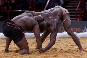 Attending a Senegalese Wrestling (Njom) Contest in Joal
