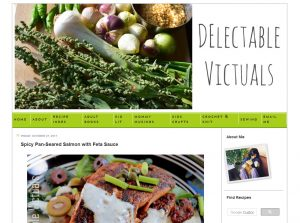 Indian Food Blogs - Delectable Victuals