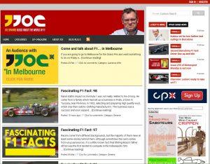 Top F1 Blogs - JoeBlogsF1