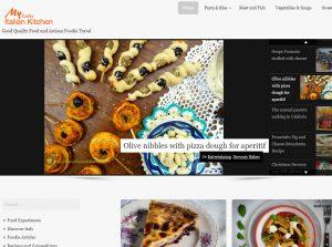Top Italian Food Blog - My Little Italian Kitchen