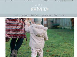 Top Pregnancy Blogs - Rock My Family