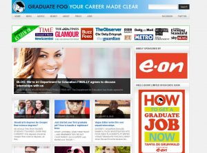 Top Graduate Blogs - Graduate Fog