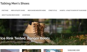 Top Shoes Blogs - Talking Mens Shoes