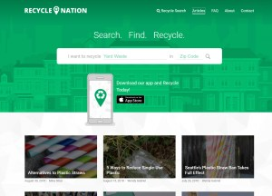 Top Recycling Blogs - Recycle Nation