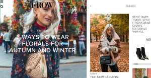 Top Fashion Blogs - IntheFrow