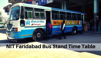 Panjim(Panji) Bus Stand Time Table 2019 Updated by KTCL Goa - TBR