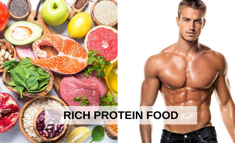 RICH PROTEIN FOOD