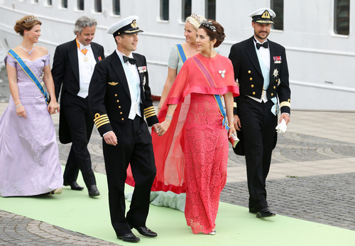 Crown Prince Frederik and Crown Princess Mary 2
