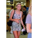Lust or Bust || Miley Cyrus's Money Dress