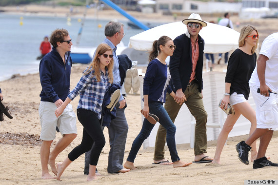 Princess Beatrice Vacation