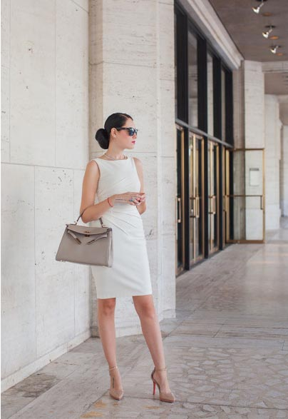 Nora Kobrenik -  NYFW Street Style Creative Director at Uptempo Mag