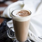 Cocktail Hour | Peppermint Hot Chocolate