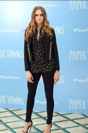 Cara Delevingne Paper Towns