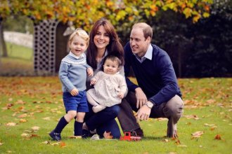 Cambridges Christmas Card