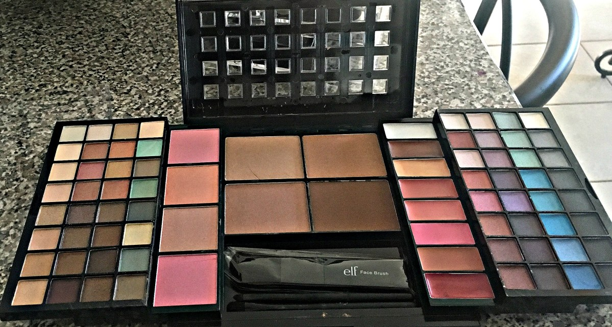 ELF Cosmetics Haul pallette