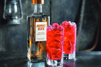 Elyx Vodka Valentines Cocktail