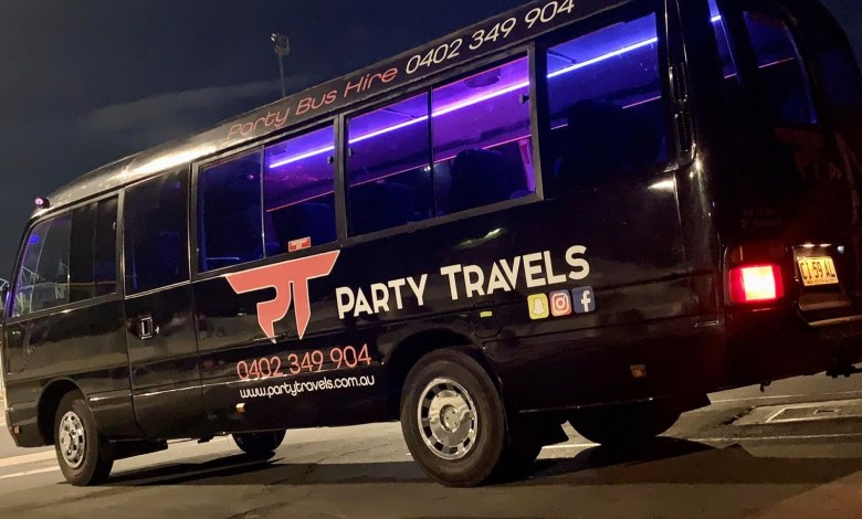Sydney Party Bus