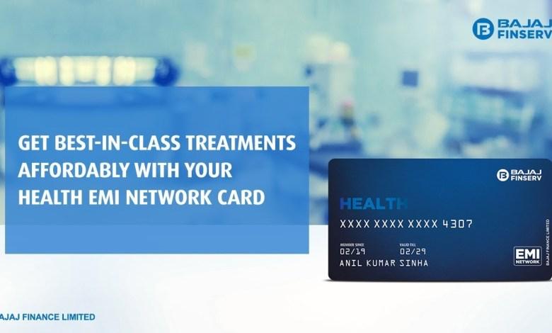Health EMI Network Card