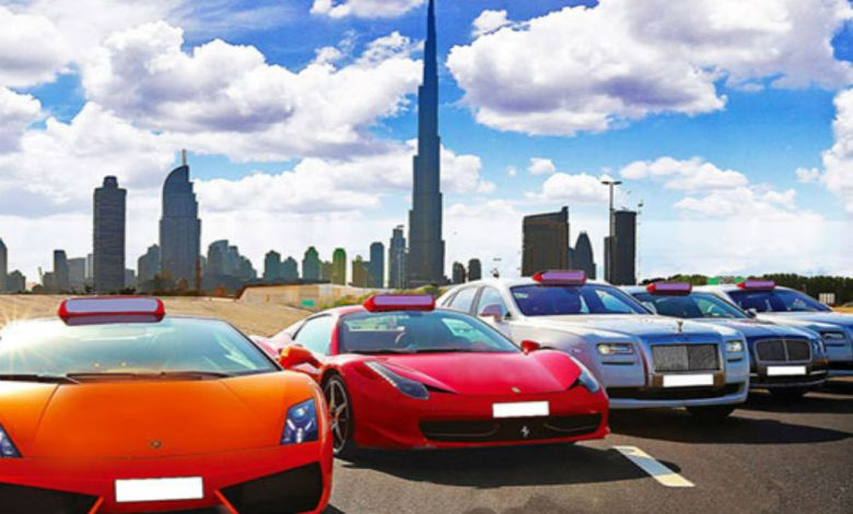car rental services in Dubai