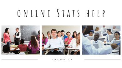 Photo of Why should you consider online help with your statistics homework?
