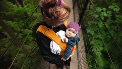 Photo of WHY YOU SHOULD INVEST IN A BABY CARRIER