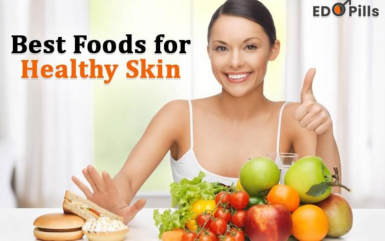 best foods for healthy skin