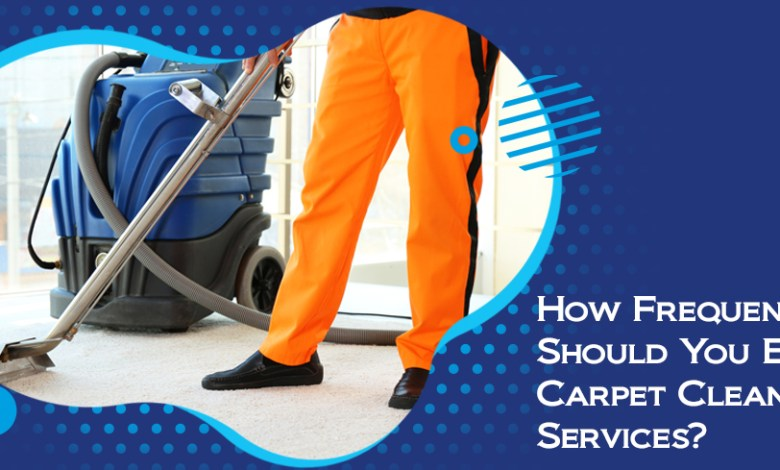 How Frequent Should You Employ Carpet Cleaning Services? - Ryan Carpet Cleaning