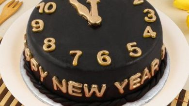 Photo of Celebrate New Year's Eve with these Mouth Watering Cakes