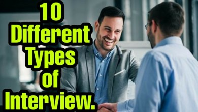 Photo of 10 Different Types of Interview {Which one you like}