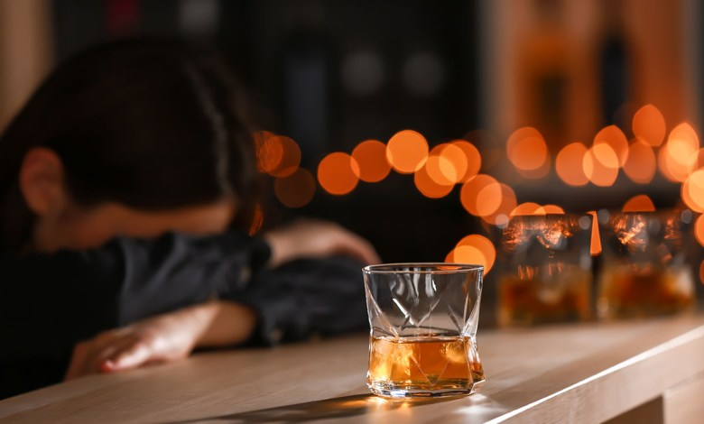 alcoholism treatment.