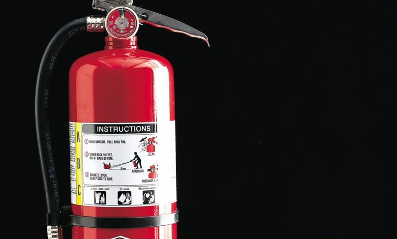 fire extinguishers in Lahore