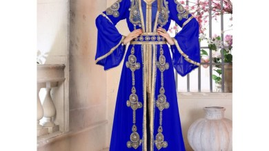 Photo of Exclusive Range of Traditional Moroccan Kaftan Dresses for Bride — Kaftan Wedding Dress