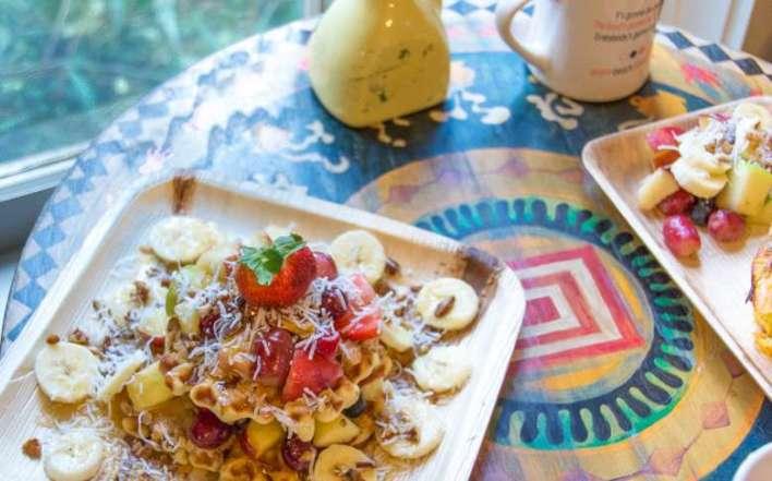 Hibiscus Cafe Breakfast