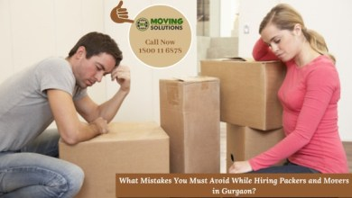 Photo of What Mistakes You Must Avoid While Hiring Packers and Movers in Gurgaon?