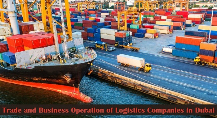 logistics companies in Dubai
