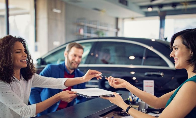 Spend Money On A Car Lease