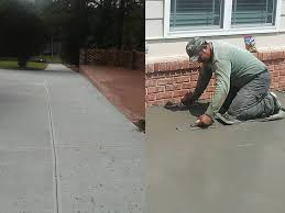 Photo of Concrete Driveway Repair and Restoration