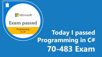 Photo of Benefits Of Having Of Microsoft Certified Professional -MCP 70-483 Exam