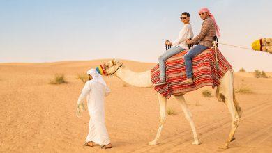 Photo of Camel Ride in Morning Desert Safari in Dubai 2021