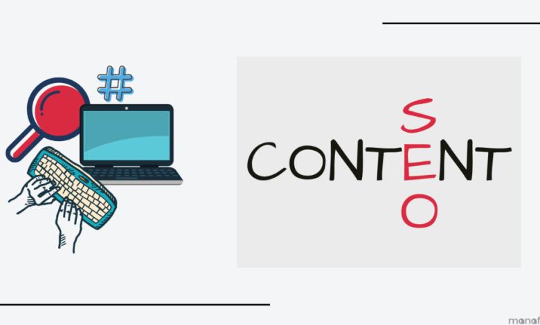 content marketing vs SEO