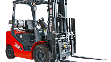 Photo of 10 TIPS FOR SAFELY OPERATING A FORKLIFT TRUCK