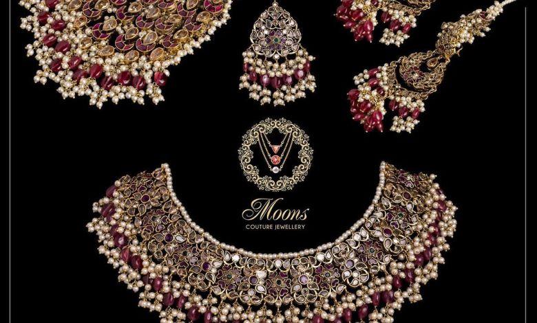 Bridal Pakistani Jewellery