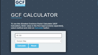 Photo of Best GCF Calculator for Every Students